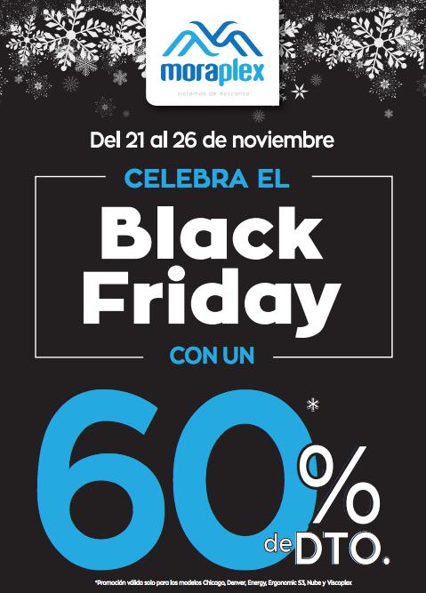Semana Black Friday con 60% de Descuento