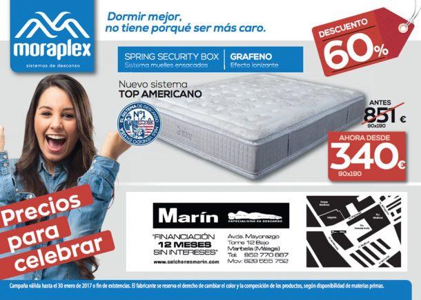 Nueva Promoción Moraplex Sistema número 1 en USA